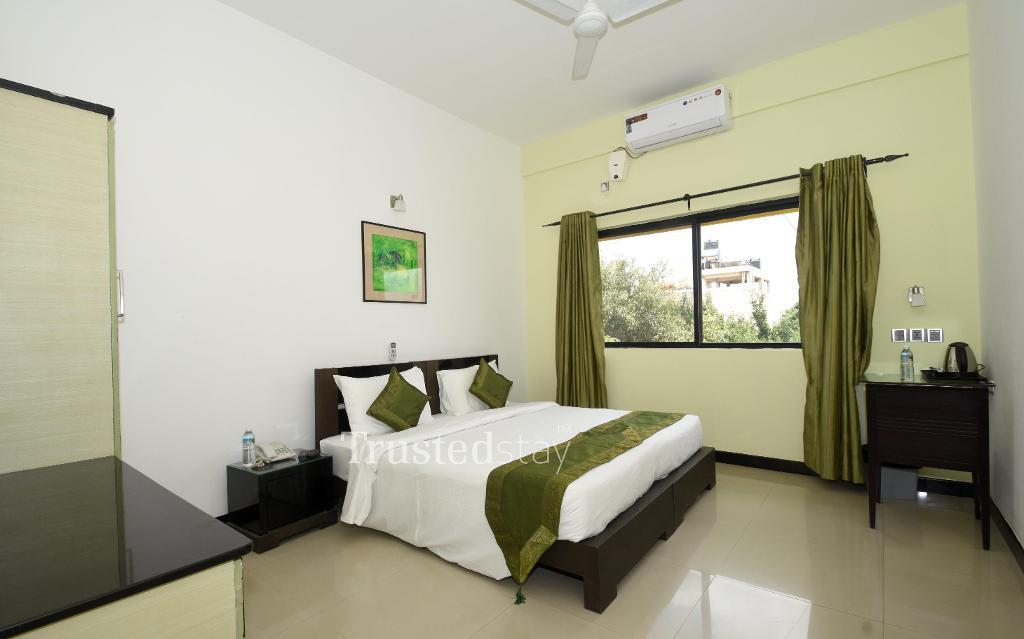 Bedroom | Service Apartments in Indiranagar, Bangalore, Bangalore