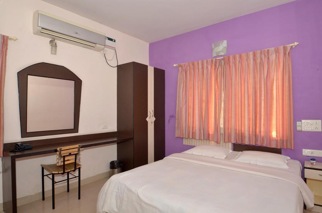 Service apartments in Bangalore | Bedroom