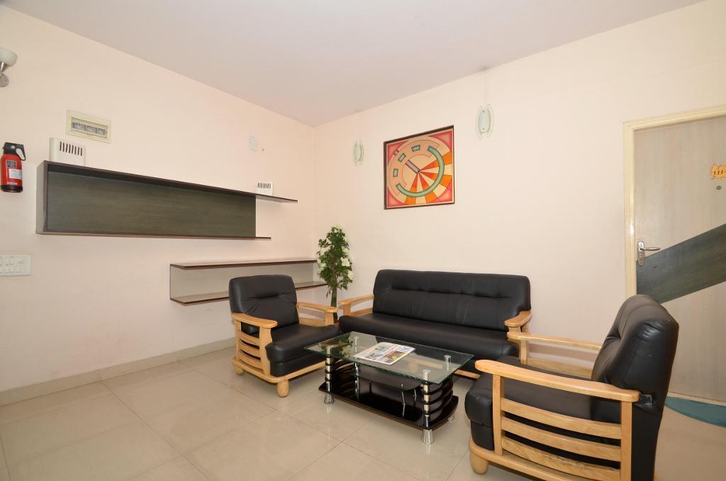 Serviced apartments in Bannerghatta Road, Bangalore | Exterior view