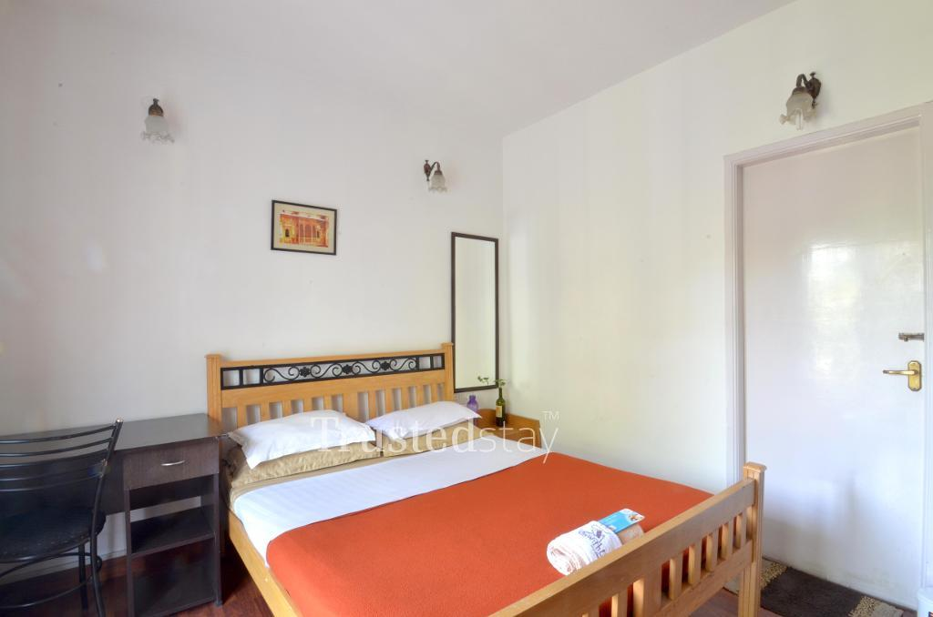 Bed Room | Service apartment is in Koramangala, Bangalore