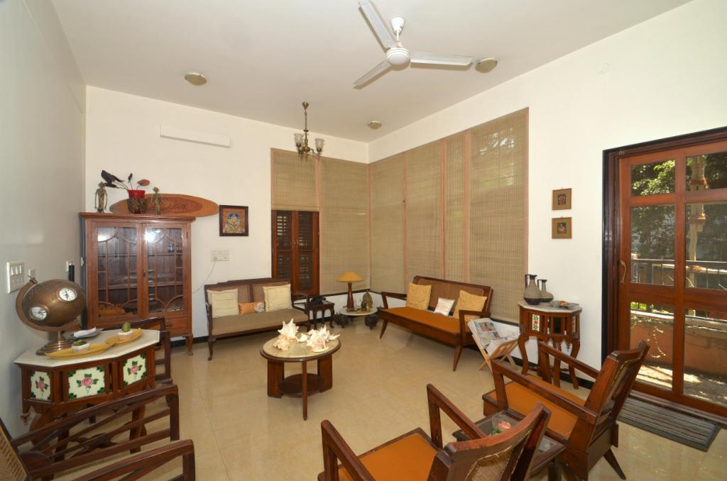 Bangalore serviced apartments in Richmond Road, Bangalore | Exterior view