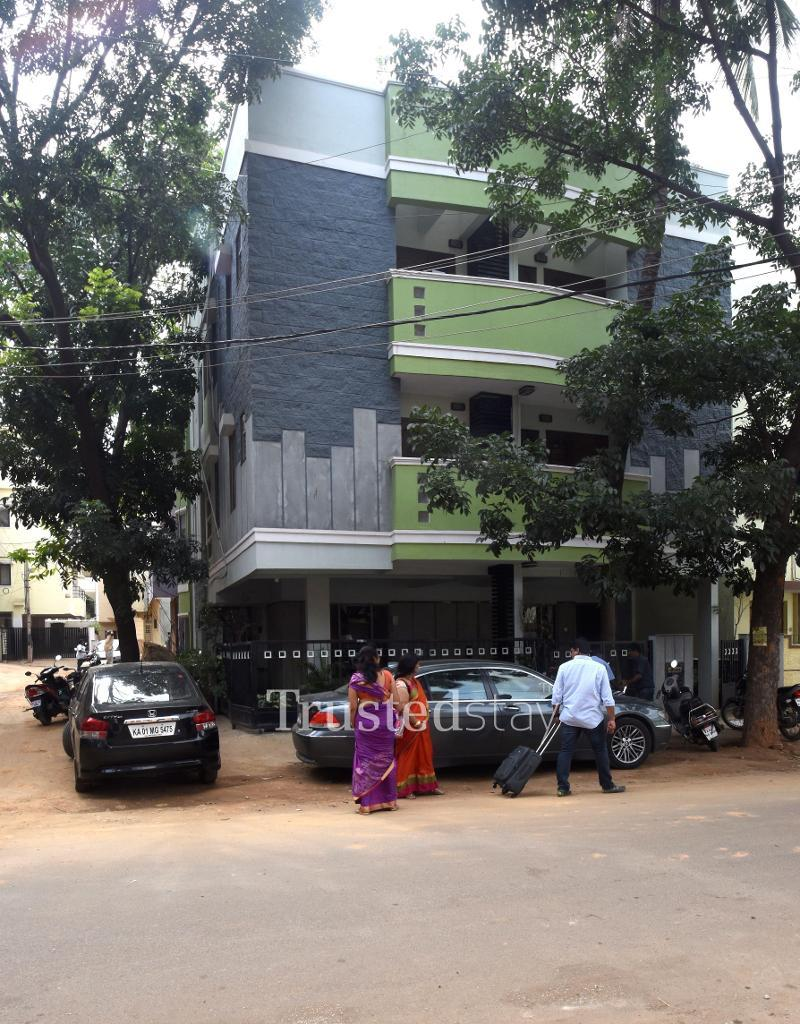 Bangalore serviced apartments in Ulsoor Lake | Exterior view