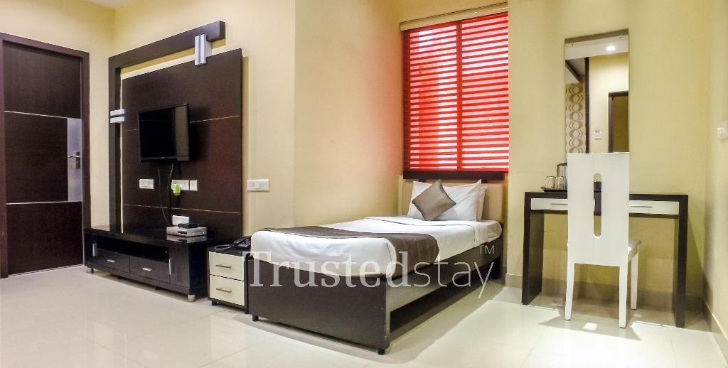 Living Room | serviced apartments in chennai