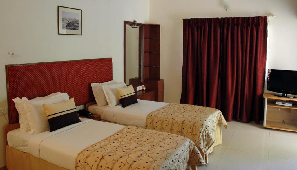 Service apartments in Chennai | Bedroom