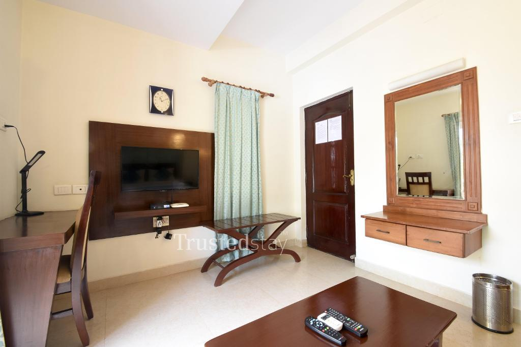 Service Apartments in Chennai | Living Area