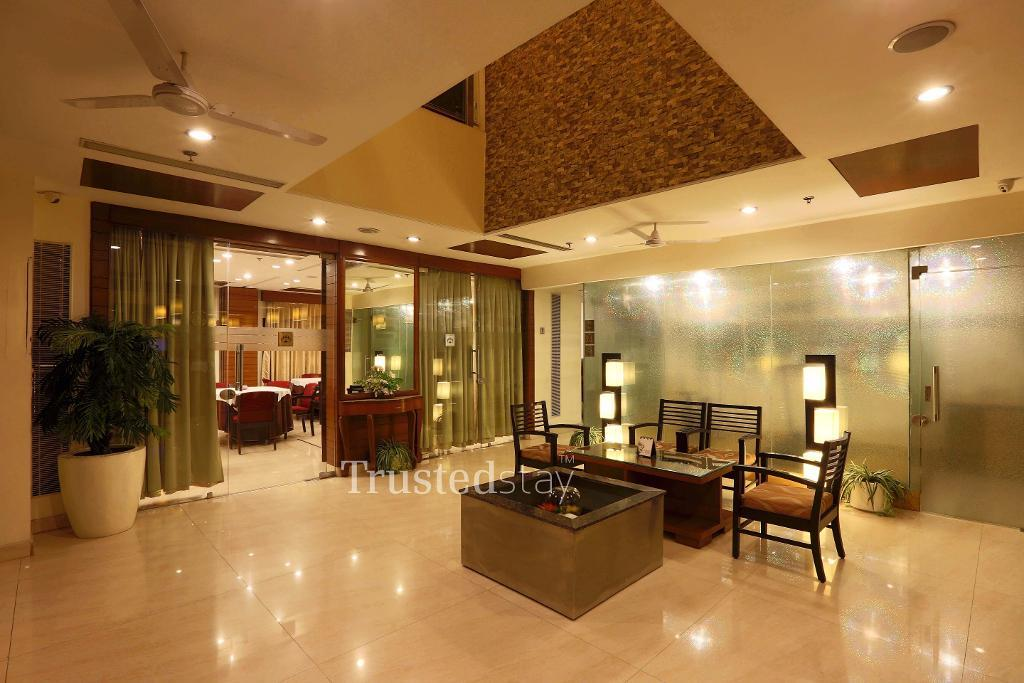 Living area | Service Apartments in Gurgaon, New Delhi