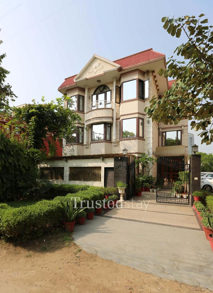 Exterior view Delhi Serviced apartments