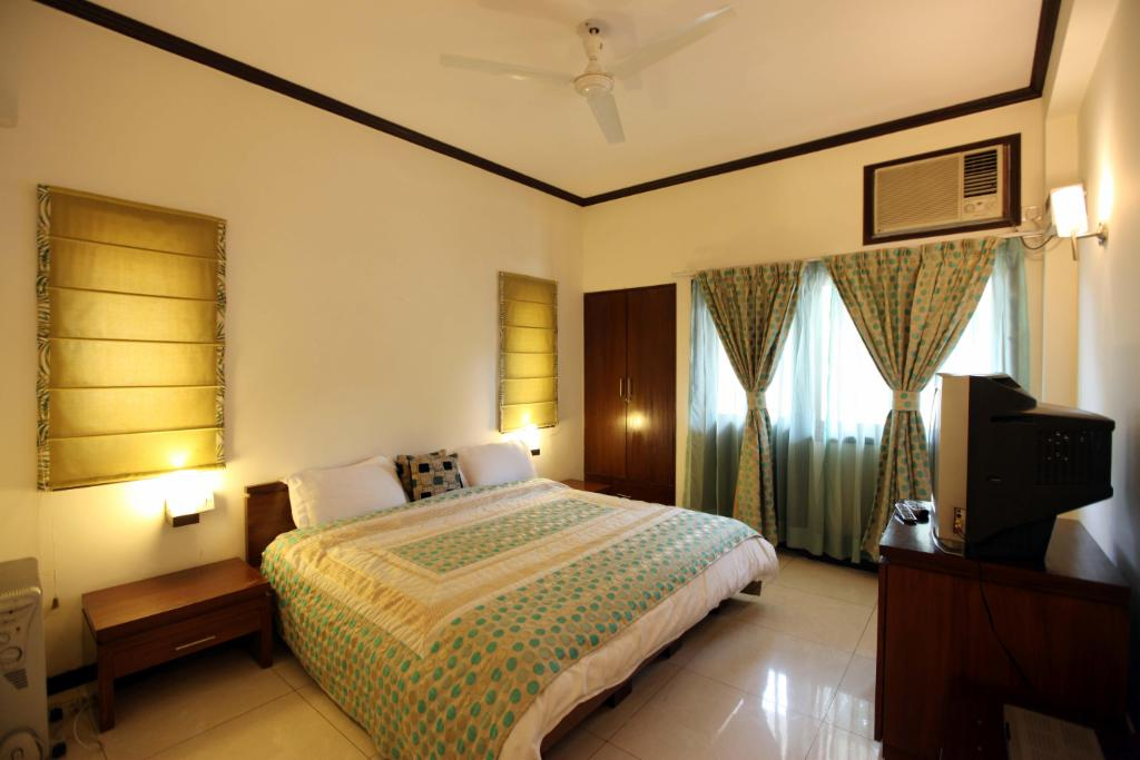 Bed room | serviced apartments in Gurgaon