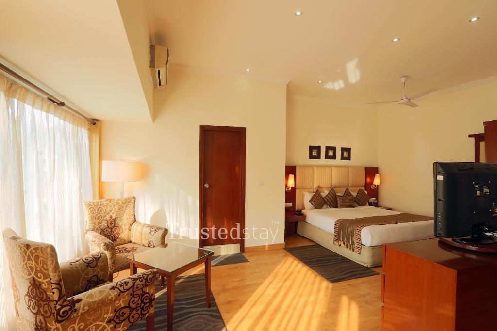 Bed room | Service Apartments in Sundar Nagar, New Delhi