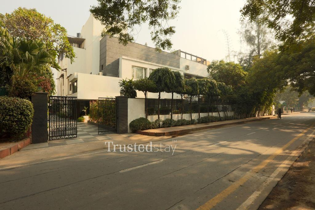 serviced apartments New Delhi | Exterior view