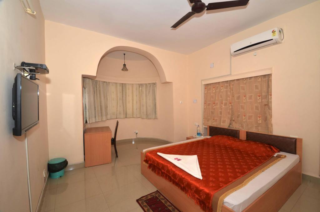 Bedroom | Service apartment is in Salt Lake City, Kolkata