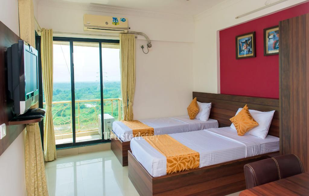 Living Area | Budget accommodation in Mumbai