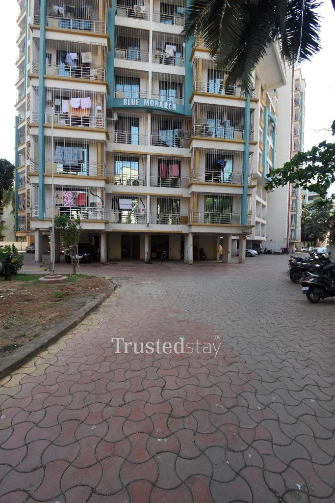 Book Service apartment in Mumbai | Exterior view