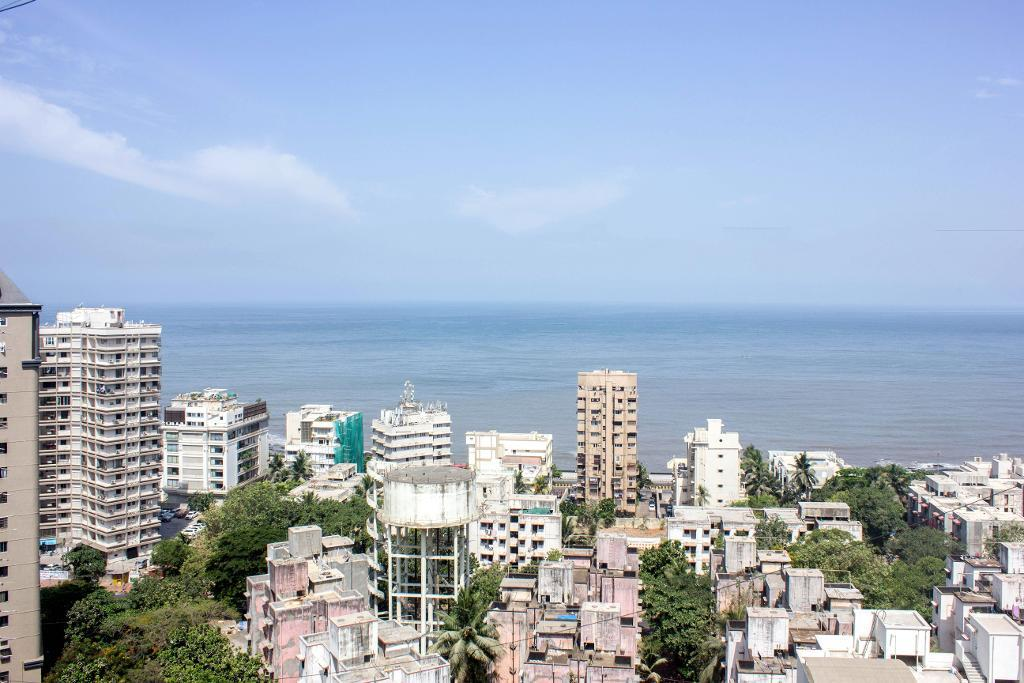 Trustedstay Serviced Apartments in Mumbai | sea view