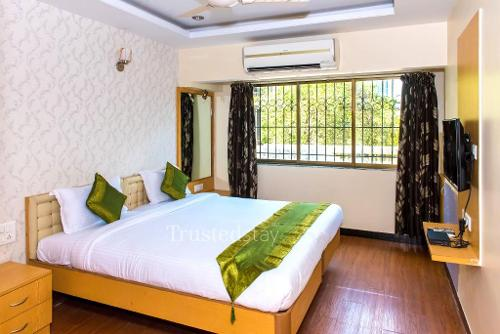 Living room |  Fully furnished Service apartments in Bangalore